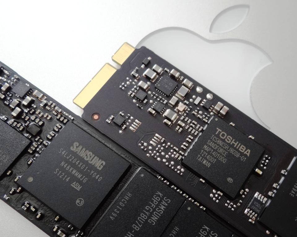 apple SSD data recovery