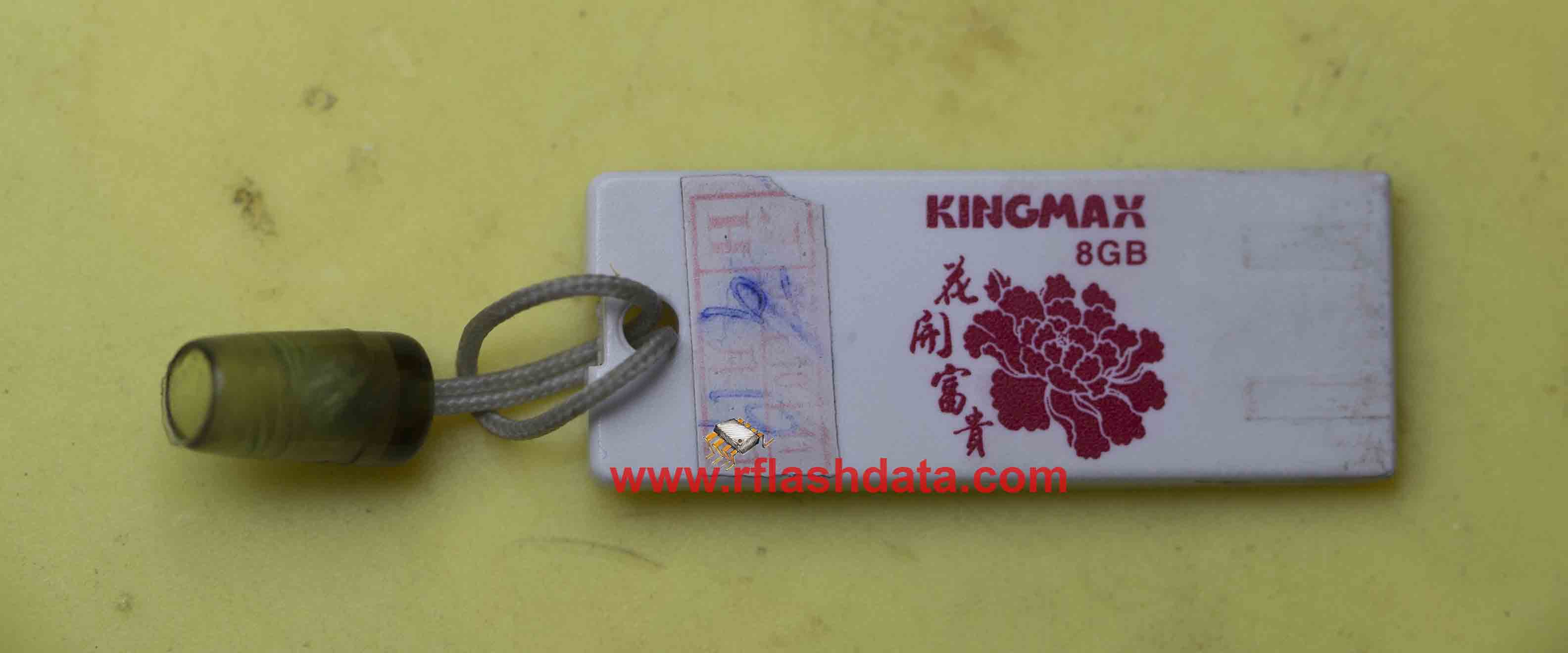kingmax monolith flash drive data recovery