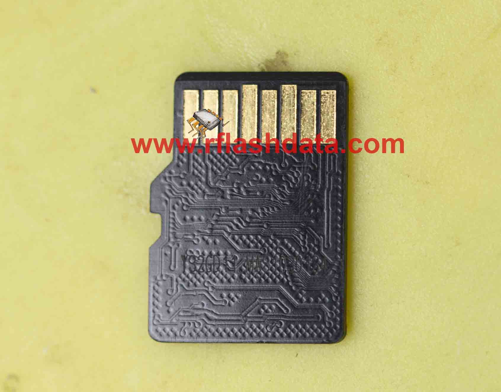 microSD memory card data recovery